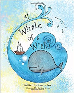 a whale of a wish