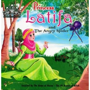 Princess-Latifaa-and-the-Angry Spider-600x600